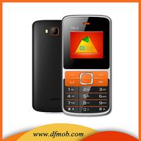 1.77 inch Screen GSM Unlocked Quad Band Dual SIM Dual Standby FM Cheap Mobile Phones T545