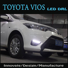 Excellent CAR-Specific Toyota Vios led daytime running light