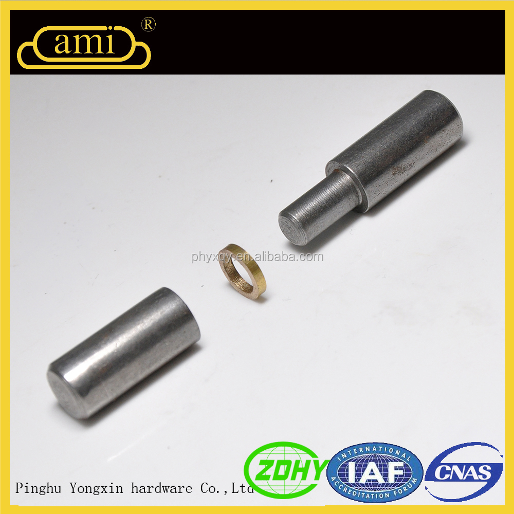 023 A Metal Door Steel Welding Hinge With Oil Hole