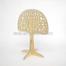 Personalized 3d design small tree christmas ornament