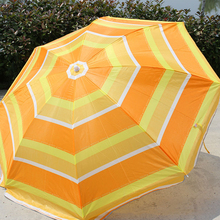 A17 big outdoor portable sun beach umbrella