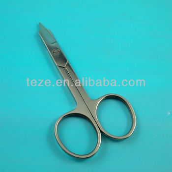 BK mold stainless steel manicure instruments and scissors