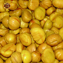 2017 New Asian Organic Peeled Roasted Frozen Chestnuts Foods