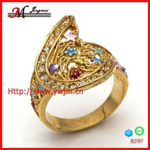 R2767 Wholesale Colorful Sunbelt Area New Model Ring