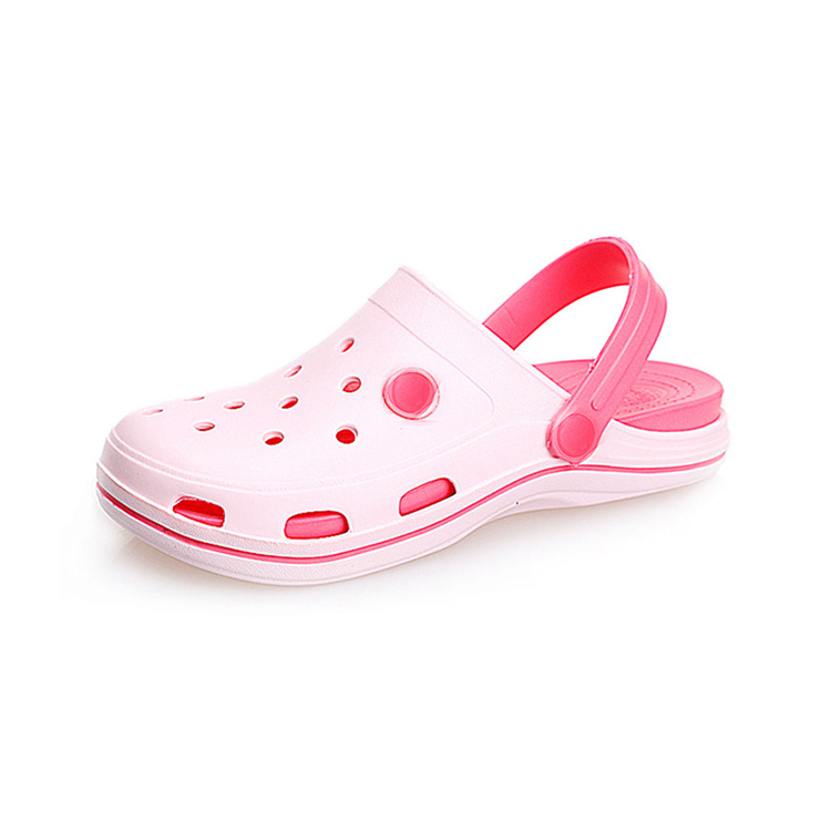 Adult alibaba wholesale plastic garden shoes