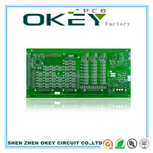 2016 top selling customized crt color tv pcb circuit boards