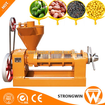 Hot sale mini oil press machine for small scale business running
