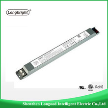 Flicker free Class P UL CE approval Dimmable Slim Led lighting power supply 76W 1900MA 0-10V LED driver