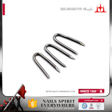 Sod U Type Nails/Turf Steel Staples/U Shape Curve Nails