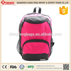 wholesale for retail Purple cheap trolley outdoor low cost backpack