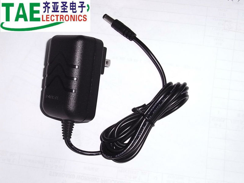 international use charger 12W universal power adapter