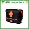 Hot Selling Made In China Black Emergency First Aid Kit