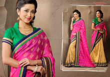 LOVELY ETHIC SAREE