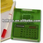 New solar power Digits sticky note calculator