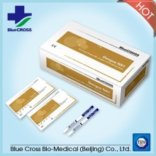 High Accuracy Nature Safe Super Sensitivity Medical Diagnostic Rapid Professional Home Bloodness Saliva HIV Test Kit