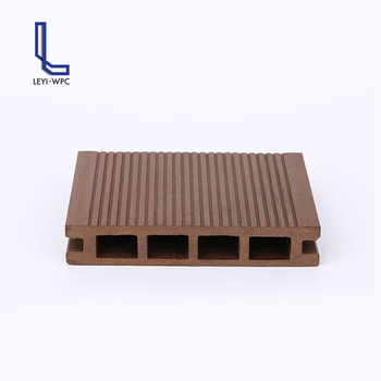 Hot selling product low maintenance wpc materials flooring