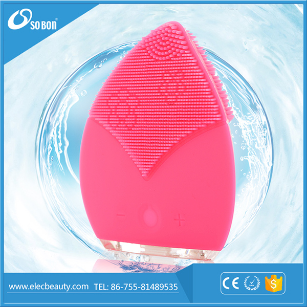 Chinese supplier face wash for dry skin cleansing brush , face brush cleanser