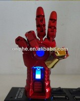 Best iron man' s hand usb flash drive from factory