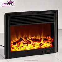 Factory Outlet fake electric fireplace wood burning fireplace insert craft stove fireplace insert with high quality