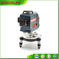 Vertical line laser level, professional factory green line laser