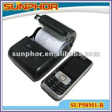 58mm Bluetooth Mobile Printer,Java,symbian,blackberry,Android phones/Tablets
