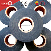 high strength pipe wrapping materials pe outer tape for steel pipe