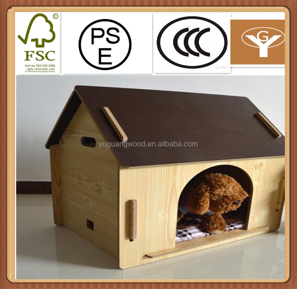 2016 Indoor dog crate wood pet kennel