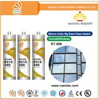 Top quality China supplier windscreen/windshield silicone sealants for auto