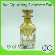 150ml Fancy Luxury Glass Perfume Oil Diffuser Bottle