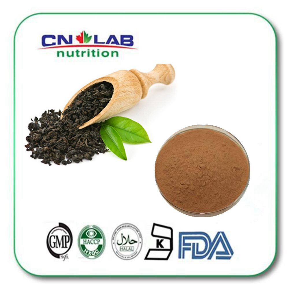 Natural black tee powder/instant black tea for tea beverages