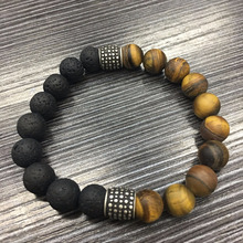 Fashion Style Wholesale Beads Bracelet Men
