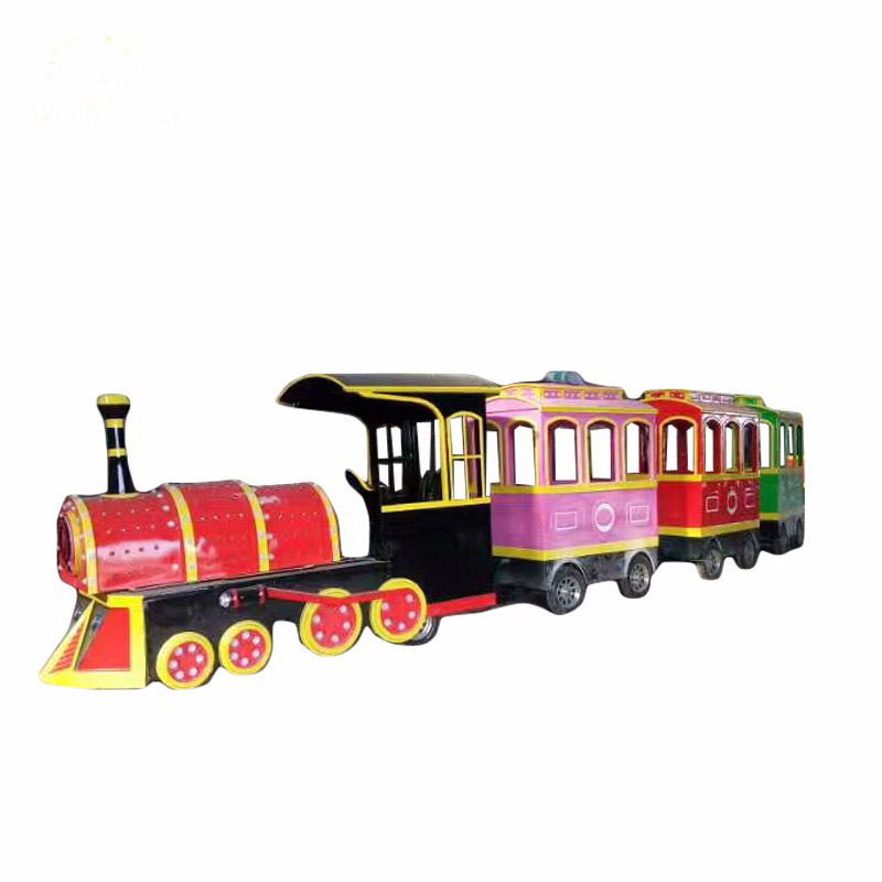 electric train ride amusement park train for sale