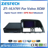fit for volvo xc60 touch screen car dvd player with bluetooth/phonebook/swc/usb/gps/radio/audio