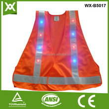E Mark 3m pvc tape waterproof,safety vest with led tape led