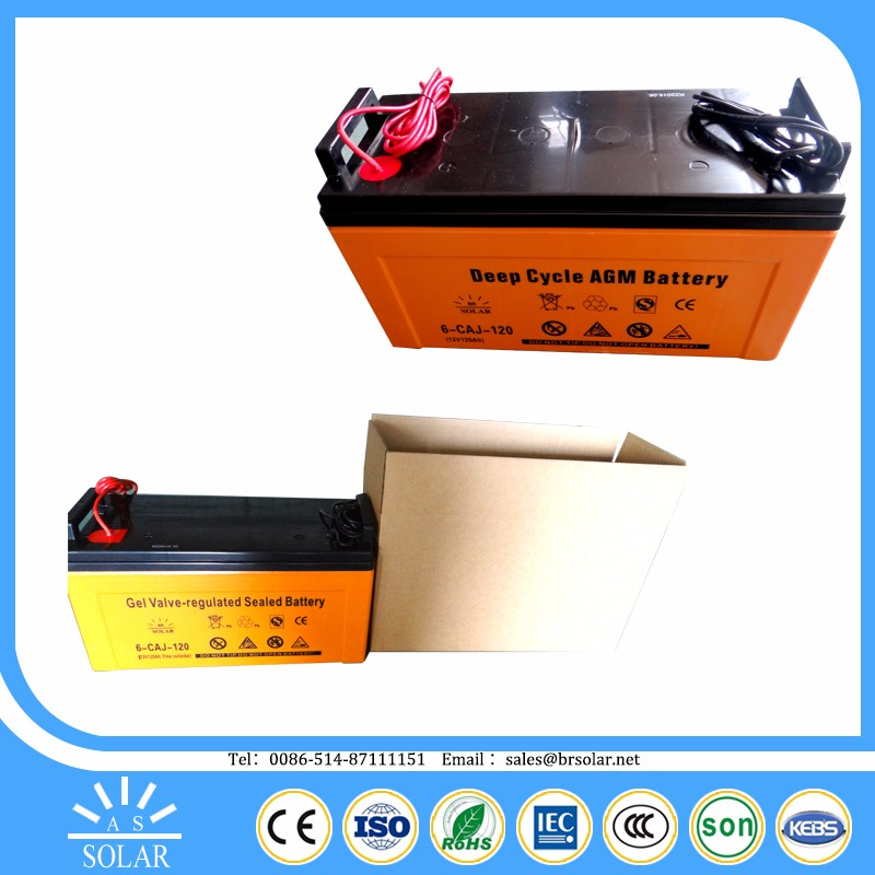 Best Design Well Preserved Used rechargeable sealed lead acid battery