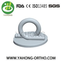orthodontic bonding lingual buttons