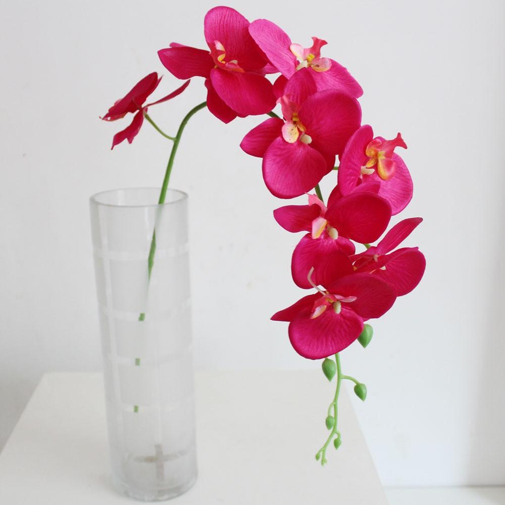 Artificial Cymbidium Orchids Uk Wedding Bouquet Artificial Flowers ...
