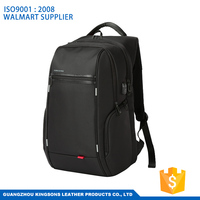 Business laptop bag large capacity hidden compartment bag for large size notebook