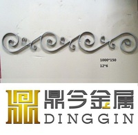 wrought iron ornaments/fence ornaments/balcony decoration