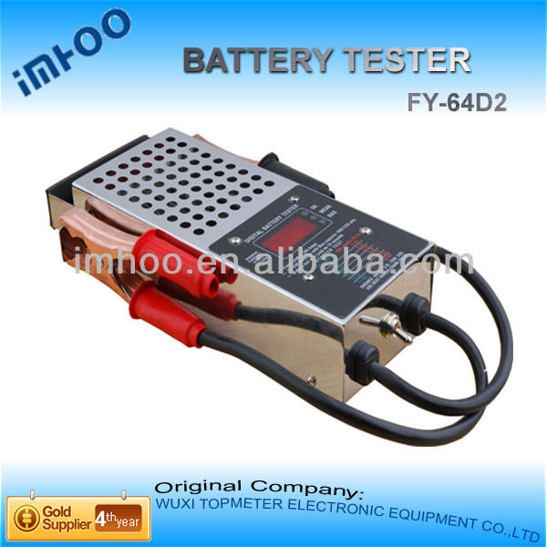 Car Battery Tester FY-64D2 battery specific gravity tester