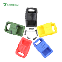 Colorful Two Way Radio Shell for Baofeng BF-UV5R High Quality Silicone Rubble Case
