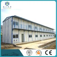 Frame prefabricated house prefab flat pack office container house
