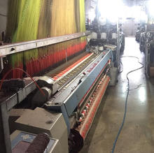 USED SULZER G6300 WEAVING MACHINE 340CM BONAS JACQUARD 2688 HOOKS