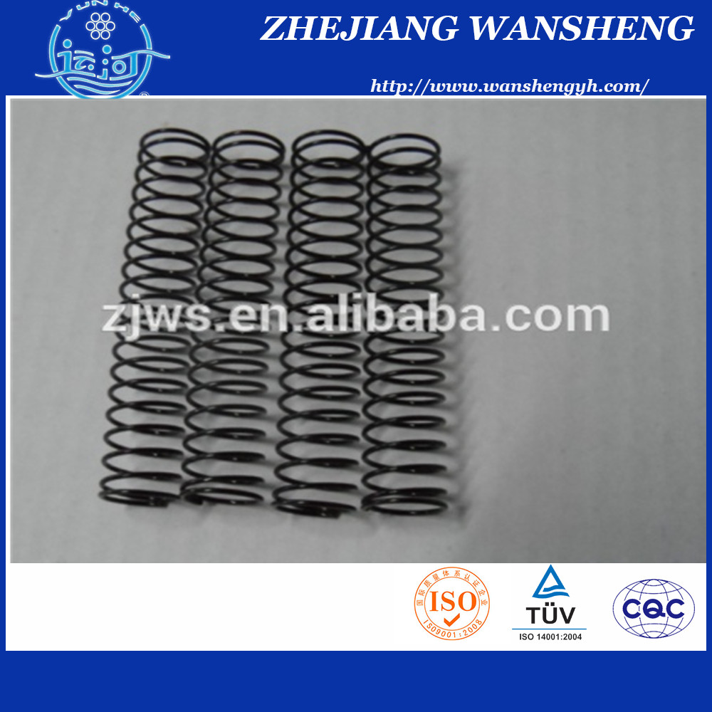 1.4mm High carbon spring steel black wire for mattress