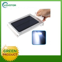 LED solar light motion sensor solar light for garden