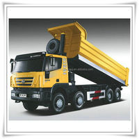 China IVECO KINGKAN 8x4 380HP Dump Truck for sale