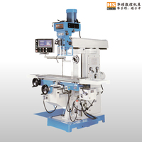 New high-quality x6336 vertical milling machine and turret milling universal