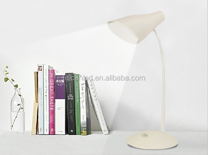 new students desk lamp prevent eye Creative folding Mini gifts small rechargeable led table lamp