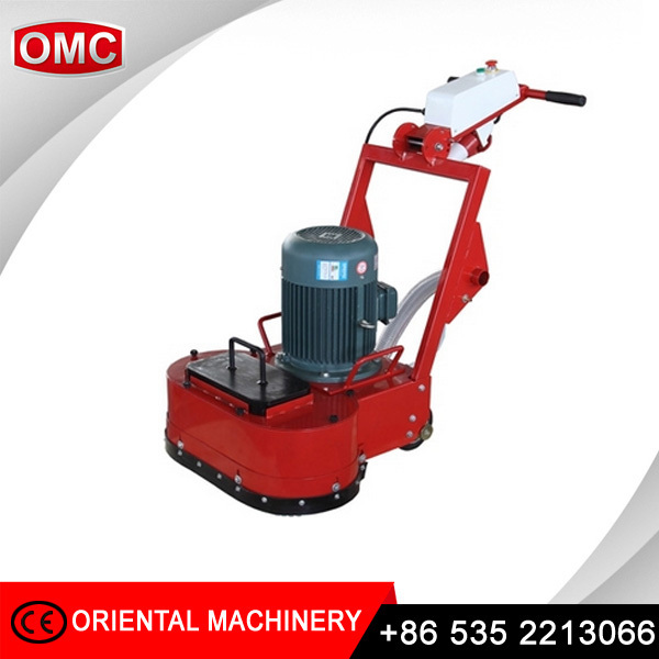 OPM-D polishing and grinding ground surface stone machine
