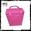 Top quality nonwoven insulated cooler bags, lamination lunch bag, wine bottle cooler bag